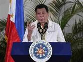 Les Philippines affirment leur position sur la question de la Mer Orientale
