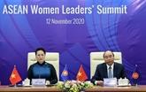 Le Sommet des femmes leaders de l'ASEAN