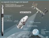 SpaceX prête à lancer quatre astronautes vers la Station spatiale internationale