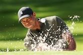 Masters d'Augusta : Casey à la mène, Woods à l'affût