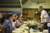 La beauté de la cuisine italienne présentée aux gourmets à Nha Trang