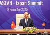 Ouverture du 12e Sommet Mékong - Japon