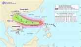 Des provinces prêtes à faire face à la tempête Vamco