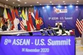 Le 8e Sommet ASEAN - États-Unis
