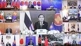 Des chantiers de coopération de l'ASEAN avec ses partenaires selon Bangkok