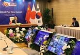 L'ASEAN+3 s'engage à renforcer sa coopération au milieu du COVID-19