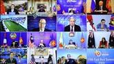 ASEAN 2020 : 15e Sommet de l'Asie de l'Est