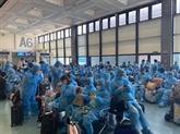 Rapatriement de plus de 340 citoyens vietnamiens de Taïwan (Chine)