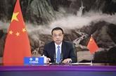 Le Premier ministre chinois appelle à la coopération et la solidarité