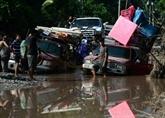 L'ouragan Iota se renforce à l'approche de l'Amérique centrale
