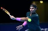 Masters de Tennis : Thiem dompte le tenant Tsitsipas, Nadal assomme Rublev