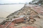 La typhon Vamco cause de lourdes pertes dans des localités du Centre