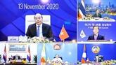 Le Laos apprécie les contributions du Vietnam à la promotion du rôle de l'ASEAN