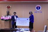 COVID-19 : le Canada remet plus de 120.000 masques au Vietnam