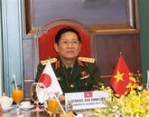 Conversation téléphonique entre les deux ministres de la Défense