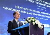 La 12e Conférence internationale sur la Mer Orientale débute