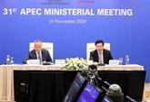 Le Vietnam à la 31e conférence des ministres des Affaires étrangères et de l'Économie de l'APEC