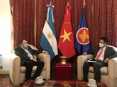 Promouvoir la coopération entre la radio Nacional Argentina et La Voix du Vietnam