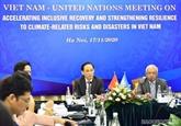 L'ONU s'engage à soutenir le Vietnam dans sa réponse au changement climatique