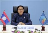 Clôture de la dernière session ordinaire de la VIIIe législature de l'AN laotienne