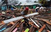 La tempête tropicale Iota s'affaiblit, 25 morts en Amérique centrale
