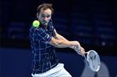 Masters : Medvedev en demie, Djokovic devra battre Zverev