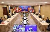 Nécessité de maintenir la paix durable et stable en Mer Orientale