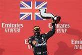 Un peu de chance pour Hamilton, un record pour Mercedes
