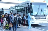 COVID-19 : rapatriement de citoyens vietnamiens au Brunei