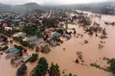 La VNA vient en aide aux sinistrés des typhons et inondations au Centre