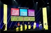 Coupe du monde dames de rugby : la France avec l'Angleterre au 1er tour