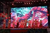 Exposition sur les patrimoines culturels du Vietnam