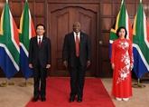 Pour promouvoir le partenariat Vietnam - Afrique du Sud