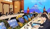 Les ministres de l'Énergie de l'ASEAN+3 s'engagent à promouvoir une reprise post-pandémique durable