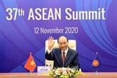 Déclaration de présidence du 37e Sommet de l'ASEAN :