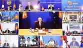 ASEAN 2020 : l'ambassadeur d'Australie évalue les