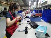 Renforcement de la capacité pour l'industrie auxiliaire