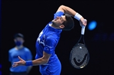 Masters : Djokovic écarte Zverev et se hisse en demi-finales