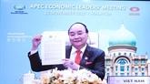 Déclaration sur la Vision de Putrajaya de l'APEC pour 2040