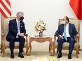 Renforcer la coopération Vietnam - États-Unis pour faire face aux défis communs