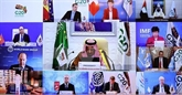 Le Premier ministre Nguyên Xuân Phuc assiste au Sommet virtuel du G20