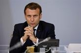Macron attendu pour donner