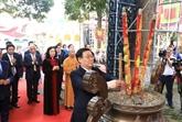 Célébration du 10e anniversaire de la Cité impériale de Thang Long - Hanoï