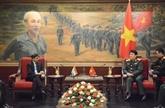 Les liens de défense Vietnam - Inde sont maintenus malgré le coronavirus