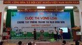 Binh Dinh sensibilise les jeunes à la prévention des bombes et des mines