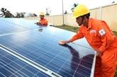 Les projets d'énergie renouvelable séduisent les capitaux étrangers