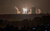 La Chine lance une rare mission pour ramener des roches lunaires
