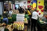 Les Restos du cœur lancent leur 36e campagne d'hiver en pleine crise sanitaire et économique