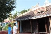 Préservation des anciennes maisons de Dà Nang