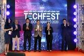 Nam Bô orientale : ouverture de la Journée des start-up et de l'innovation Techfest